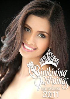 Shamcey Supsup win as Binibining Pilipinas 2011