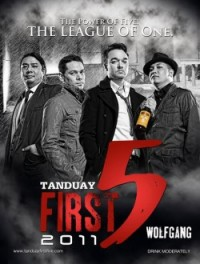 Tanduay First Five Tour in Gensan (July 30, 2011)
