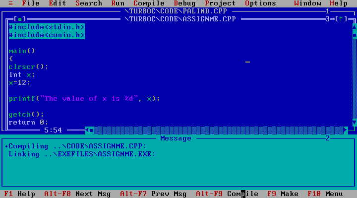 turbo c version 3.0 software free download