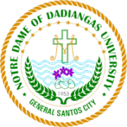 Notre Dame of Dadiangas University – Final Exam Schedule 2011