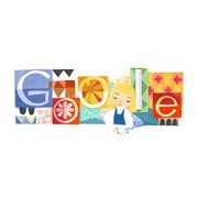 Google Mary Blair's 100th Birthday (October 21, 2011)
