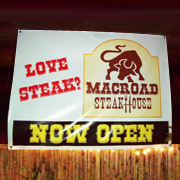 Macroad – Steak House