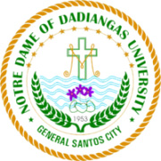 Notre Dame of Dadiangas University (Schedule Activities for 2nd Sem, 2011-2012)