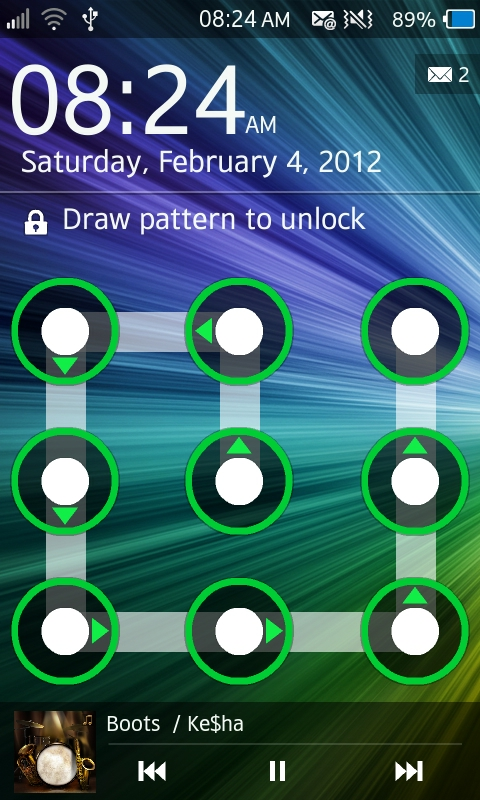 pattern lockscreen for bada 2.0 free download
