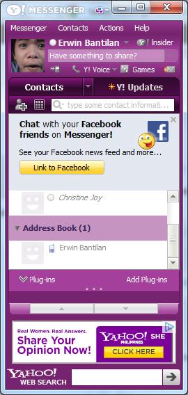 how to appear offline on messenger app
