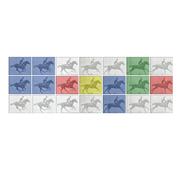 Google Eadweard Muybridge's 182th Birthday