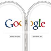 Google Gideon Sundback's 132nd Birthday
