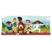 Google Opening Ceremony London 2012 Olympics