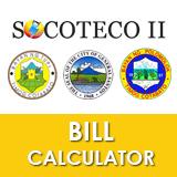 Socoteco 2 Electric Bill Calculator