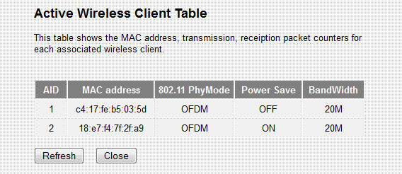 how to connect to wifi using mac address
