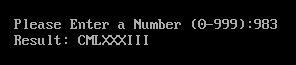 roman-numeral-cpp