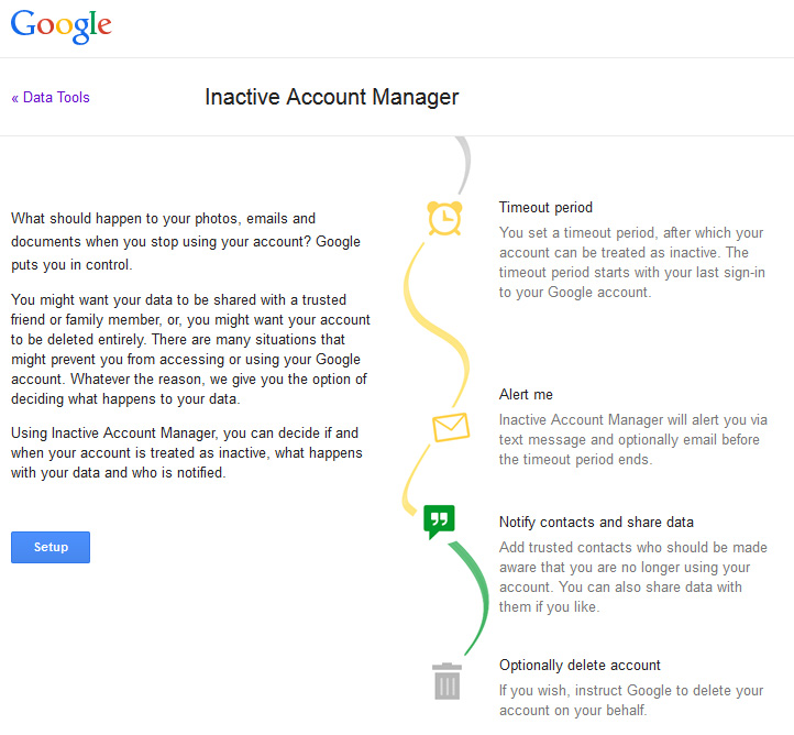 google-inactive-manager