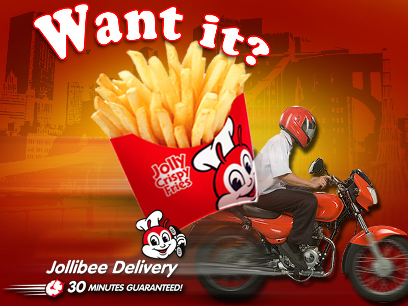 Cops deliver Jollibee meal after delivery rider had an accident – Update Philippines