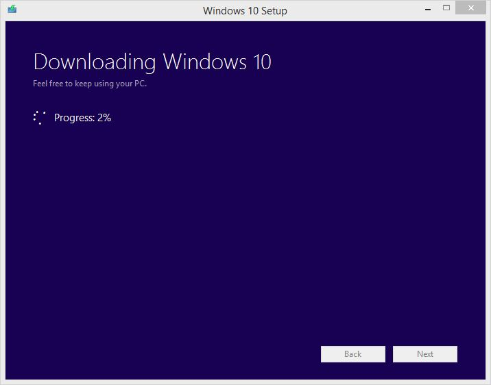 How to Manually Upgrade to Windows 10
