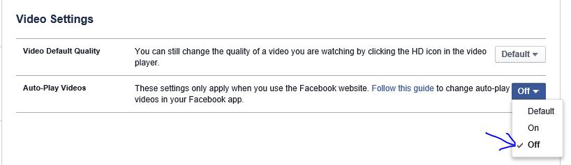 facebook-disable-autoplay-disable